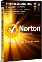 NORTON INTERNET SECURITY 2012 CZ 1 USER 12 months - Elektronic